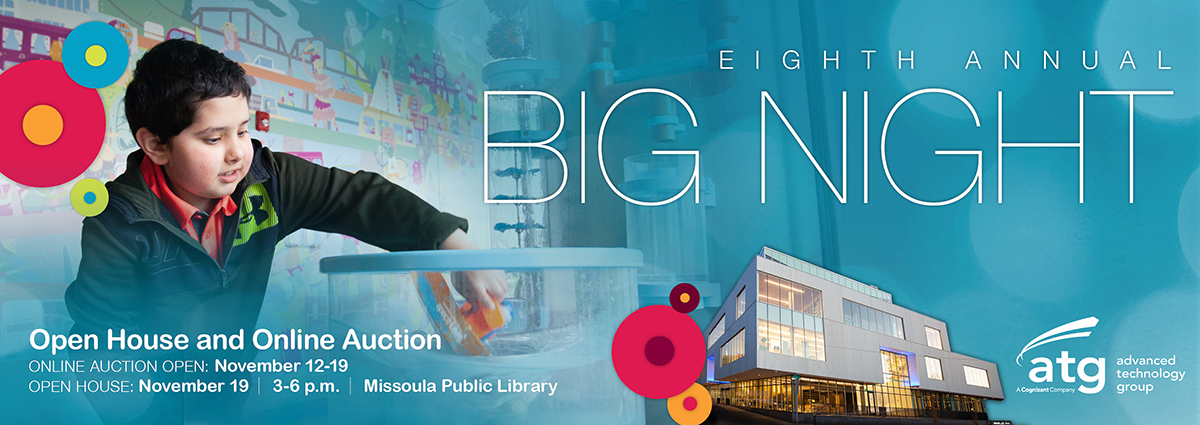 Join us for Big Night 2021 to celebrate science, community, and giving. All proceeds support spectrUM's Science for All Fund.
